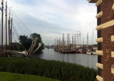 Zeiltocht Friesland