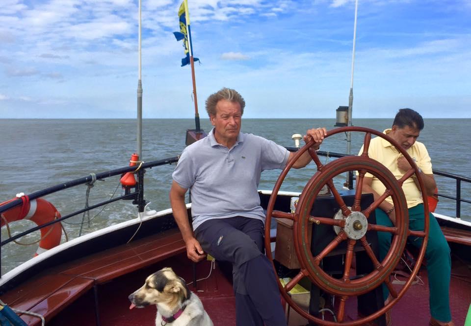 Ein Interview mit dem Skipper Egas!